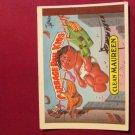 Garbage Pail Kids (Trading Card) 1986 Clean Maurean #242a