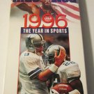 Sports Illustrated 1996 the Year in Sports VHS Tape