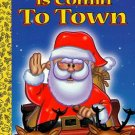 Santa Claus Is Coming to Town, VHS Tape, 1970 movie