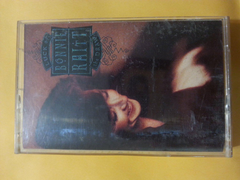 Bonnie Raitt Cassette Tape Luck Of The Draw 1991