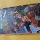 New Kids On The Block Merry Merry Christmas Album Audio Cassette Tape NKOTB XMAS