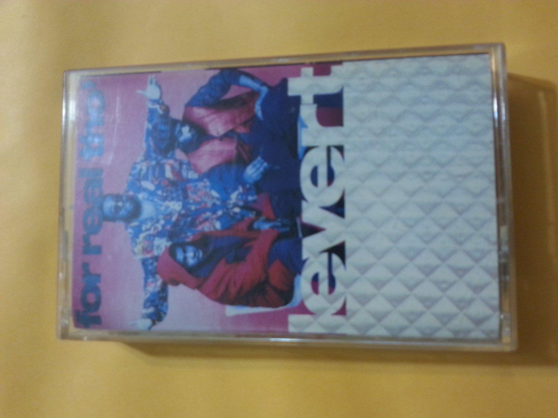 For Real Tho' by LeVert (Cassette, Mar-1993, Atlantic (Label))