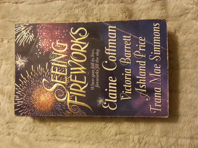 Seeing Fireworks Paperback Book ISBN 0312962584