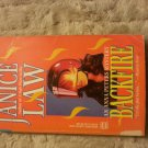 Backfire by Janice Law Paperback Book ISBN 0373262019