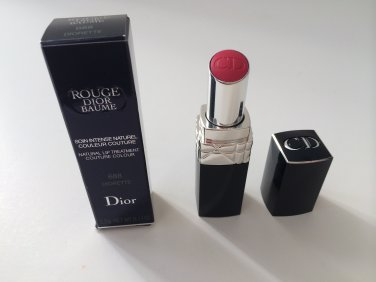 Dior Rouge Dior Baume Natural Lip Treatment Couture Colour - 688 Diorette (BNIB)
