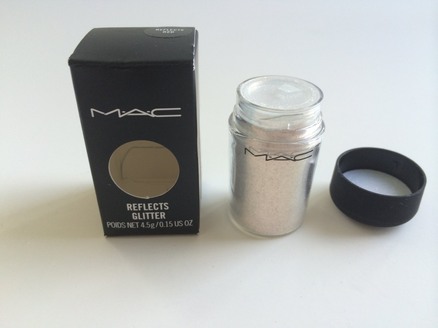 MAC Reflects Glitter - Reflects Red 4.5g