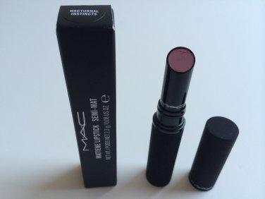 MAC Mattene Lipstick - Nocturnal Instincts 2.3 g/ 0.08 oz (BNIB)