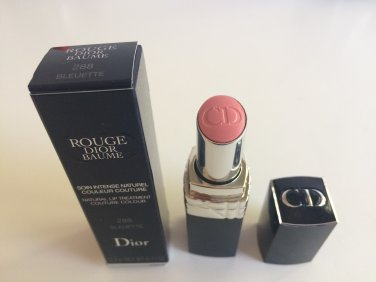 Dior Rouge Dior Baume Natural Lip Treatment Couture Colour - 288 Bleuette  (BNIB)