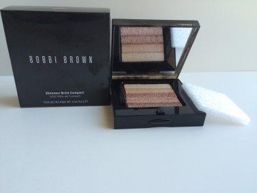 Bobbi Brown Shimmer Brick Compact Sandstone