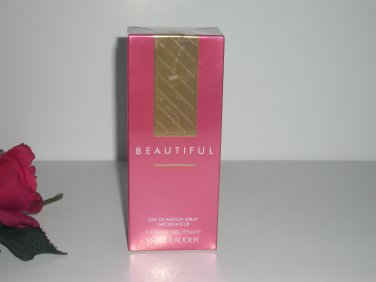 Estee Lauder Beautiful Eau De Parfum Spray 2.5 oz