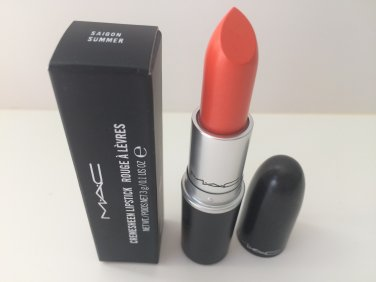 MAC Cremesheen Lipstick - Saigon Summer