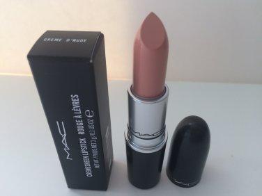 MAC Cremesheen Lipstick - Creme D' Nude