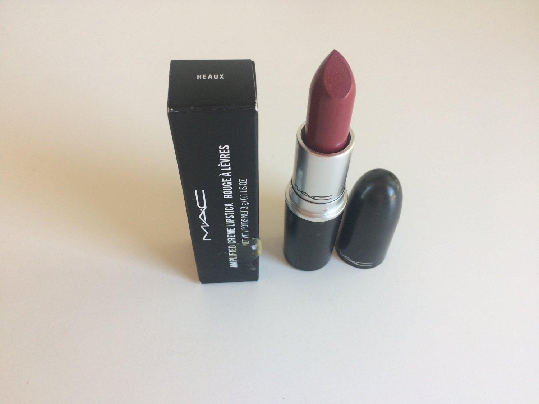 MAC Amplified Lipstick - Heaux