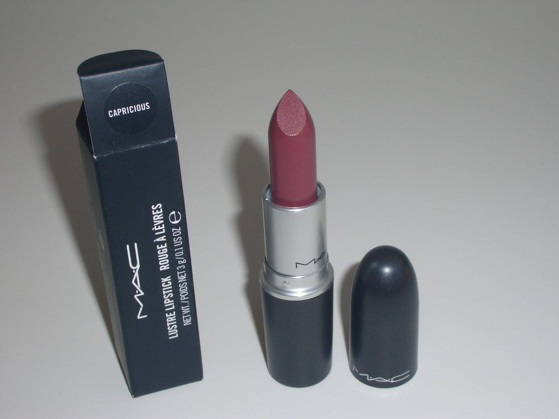 MAC Lustre Lipstick - Capricious