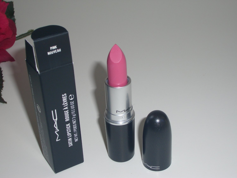 MAC Satin Lipstick - Pink Nouveau