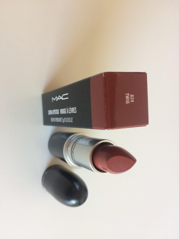 MAC Satin Lipstick - Twig