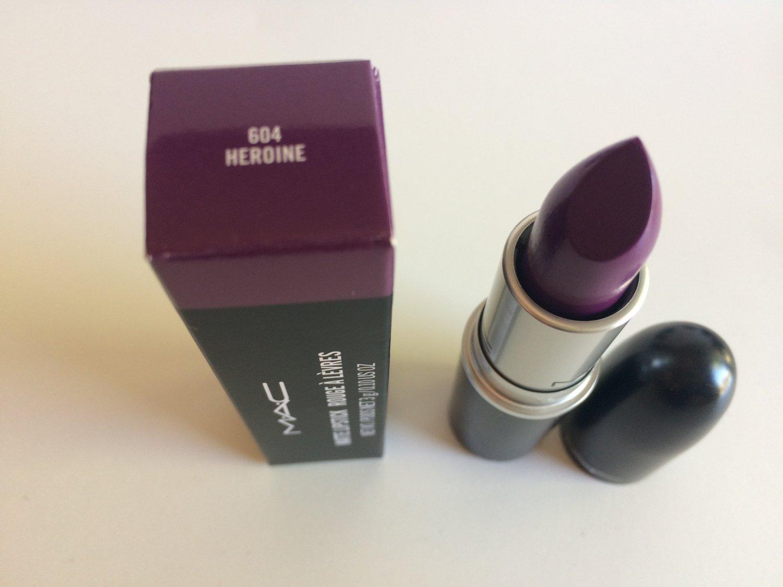 MAC Matte Lipstick - Heroine