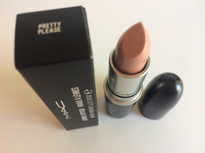 MAC Lustre Lipstick - Pretty Please