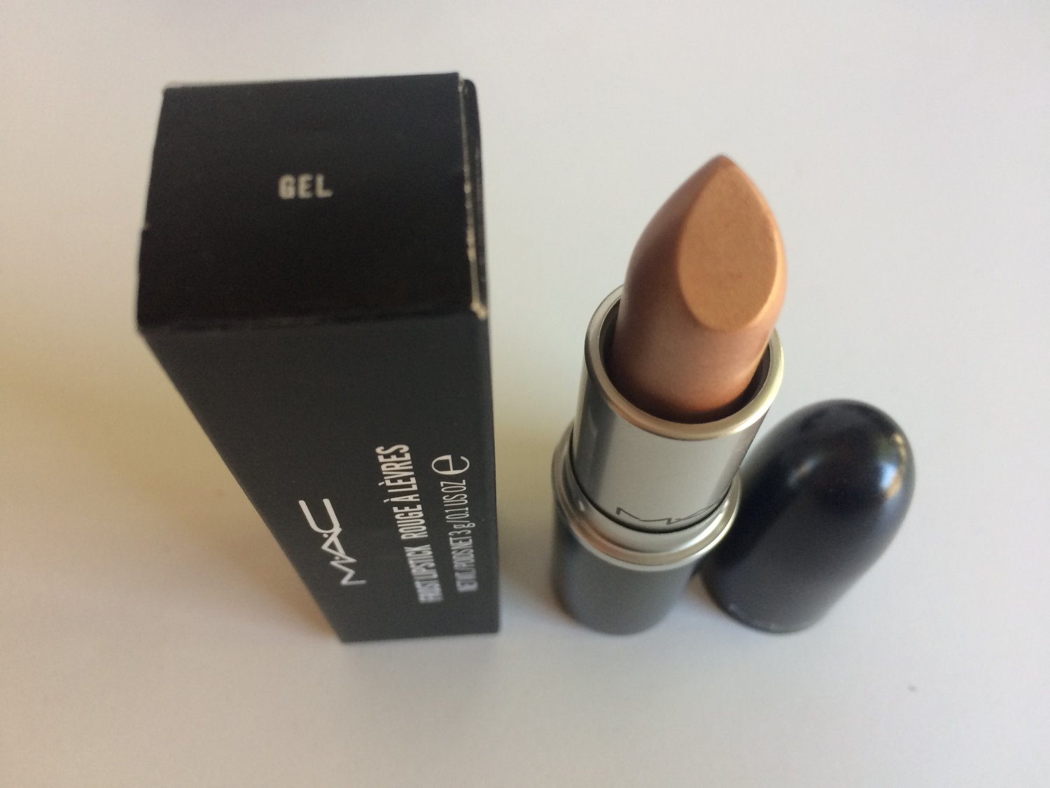 MAC Frost Lipstick -  Gel