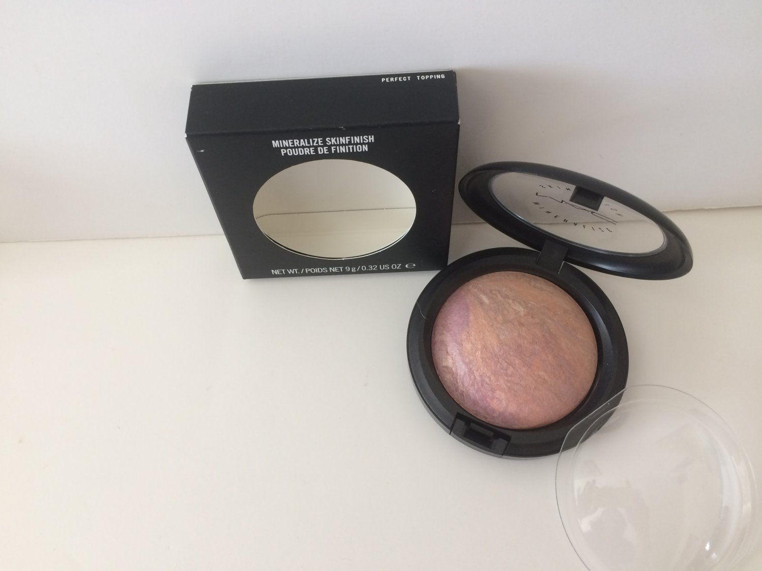 MAC Mineralize Skinfinish - Perfect Topping