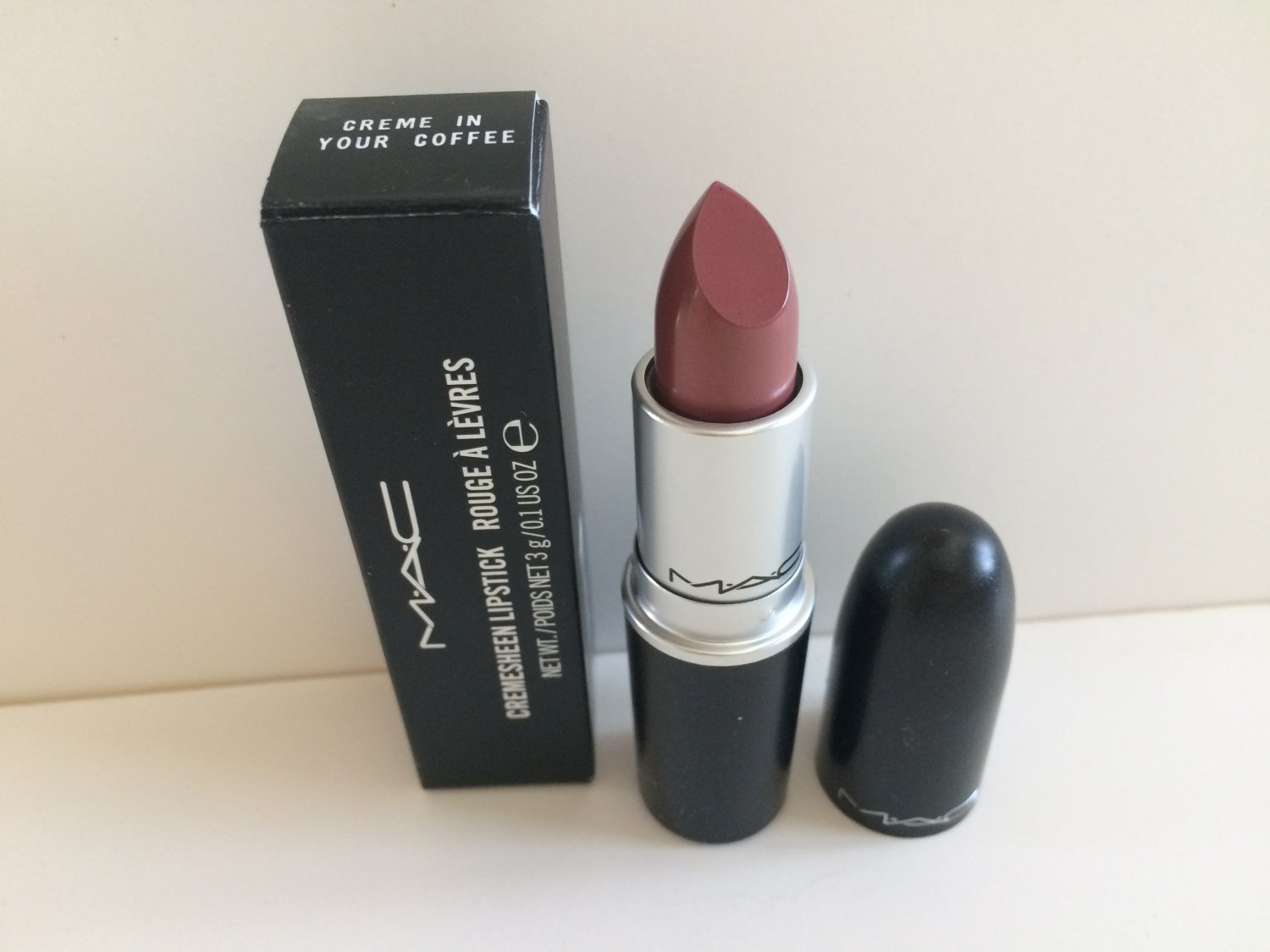 MAC Cremesheen Lipstick - Crème in Your Coffee