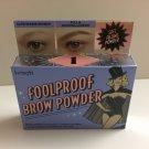 Benefit Foolproof Brow Powder  # 1