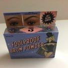 Benefit Foolproof Brow Powder  # 5