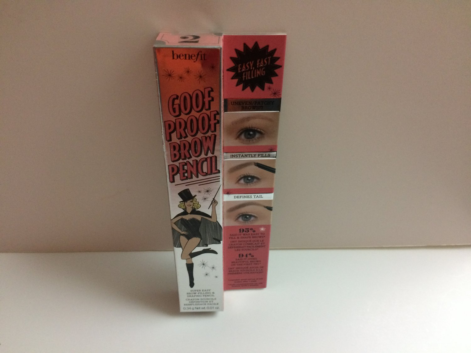 Benefit  Goof Proof Brow Pencil - 2