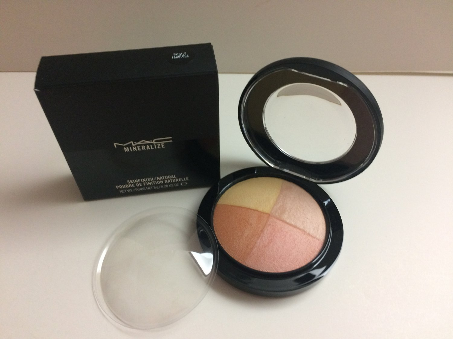 MAC Mineralize Skinfinish - Faintly Fabulous
