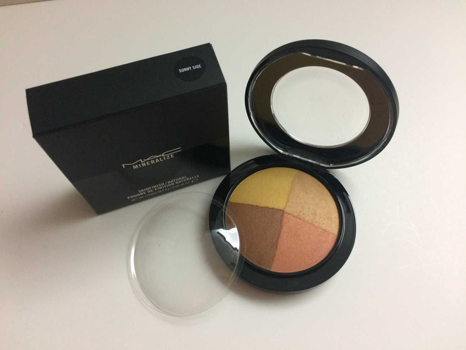 MAC Mineralize Skinfinish - Sunny Side