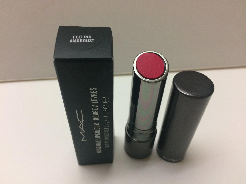 MAC Huggable Lipcolour - Feeling Amorous?