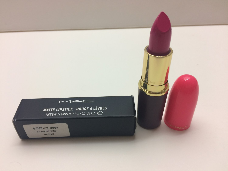 MAC Lipstick -  Flamboyish