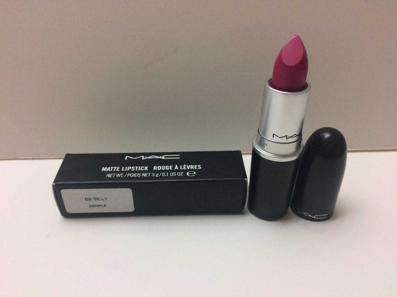 MAC  Lipstick - Be Silly