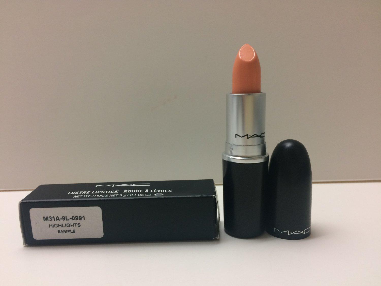 MAC Lipstick -  Highlights
