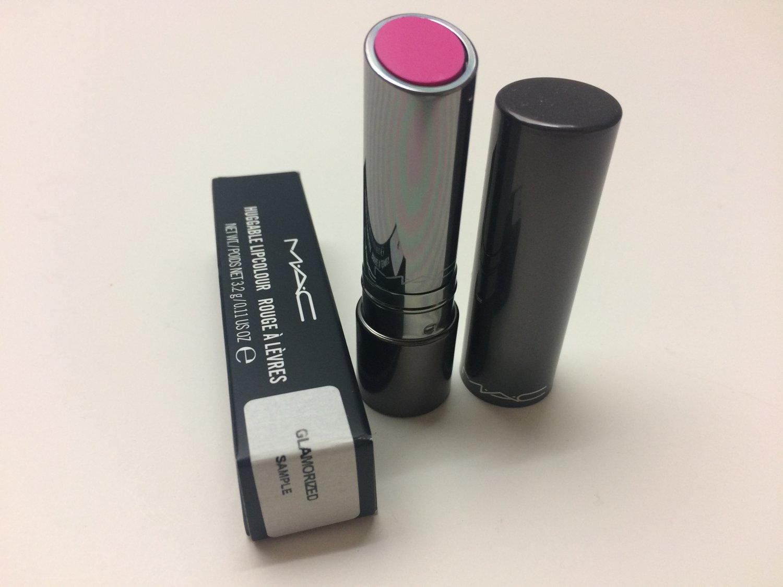 MAC Huggable Lipcolour - Glamorized