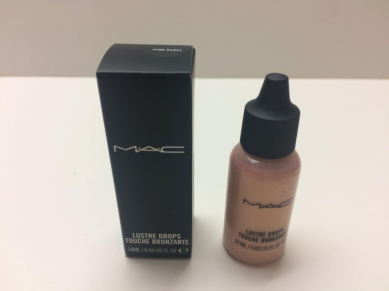 MAC Lustre Drops - Pink Rebel