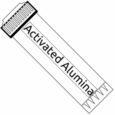 "10"""" Activated Alumina Filter for Fluoride, Arsenic, and Lead"