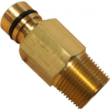 Brass Drain Fitting for Fleck 2510 Control Valve