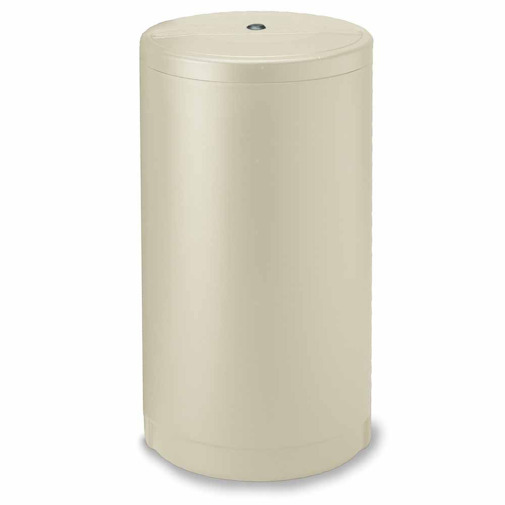 """18"""""""" x 33"""""""" Round Salt Brine Tank for Water Softeners with Safety Float"""