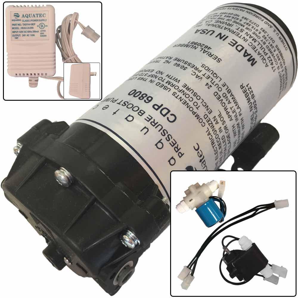 Booster Pump Aquatec CDP 6800 Upgrade Kit