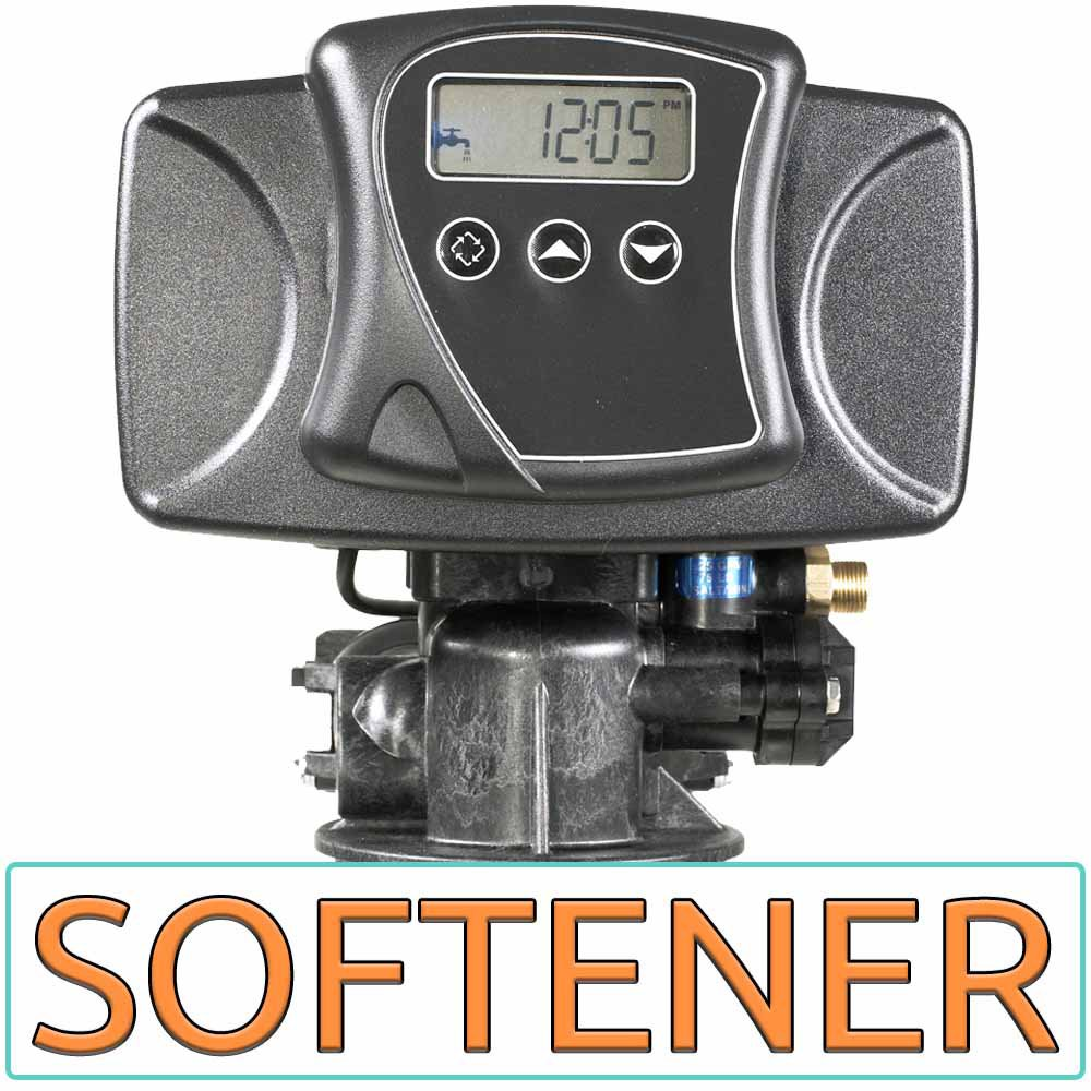Fleck 5600SXT Metered Digital Softener Control Head