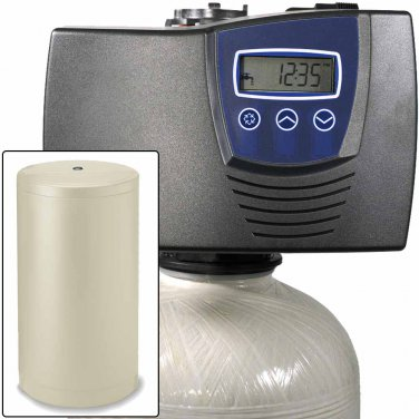 64k Water Softener with Fleck 7000SXT