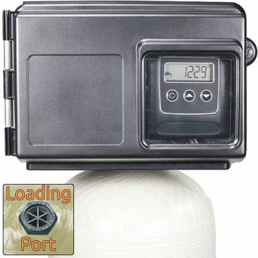 Digital pH Calcite 20 System Fleck 2510SXT