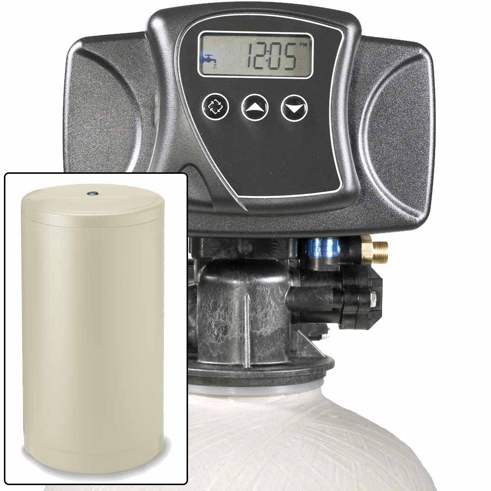 Iron Pro Plus 64k Fine Mesh Water Softener PLUS KDF 55 with Fleck 5600SXT