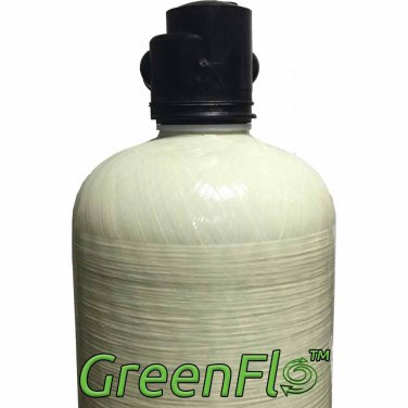 GreenFlo Bone Char Carbon 28 Upflow System