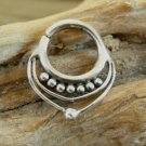 Septum Ring - Septum Jewelry - Septum Piercing - Septum Cuff - Indian Nose Ring -