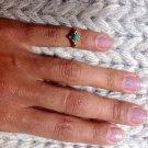 Brass Knuckle Ring - Adjustable Knuckle Ring - Brass Midi Ring - Adjustable Finger Ring