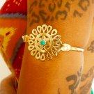 Brass Armlet - Brass Arm Bracelet - Upper Arm Cuff - Upper Arm Bracelet - Arm Bangle