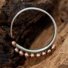 Silver Earrings - Silver Hoops Earrings - Tribal Jewelry - Silver Jewelry - Hoops Jewery