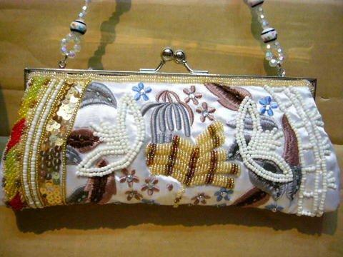 Women's Handbag Glittering 10